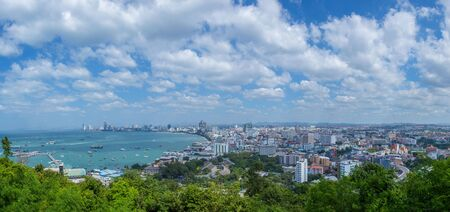 point of view: Pattaya Beach Panoramas see point view