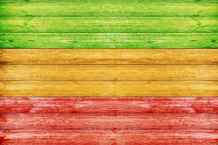 Fond en bois avec couleur Reggae