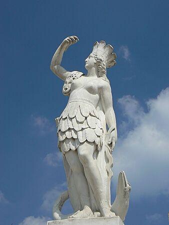 escultura romana: Es m�s bien romano escultura que creo