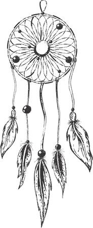 softly: Dreamcatcher Illustration
