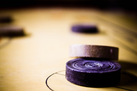 brettspiel: Carrom Board Game
