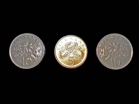 singapore cents