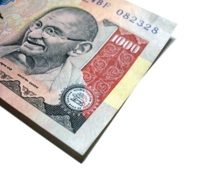 1000 rupee indian currency