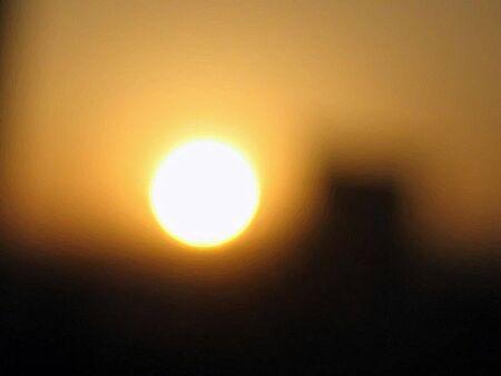sunset Stock Photo - 3474689