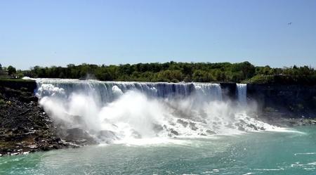 American Falls in niagara