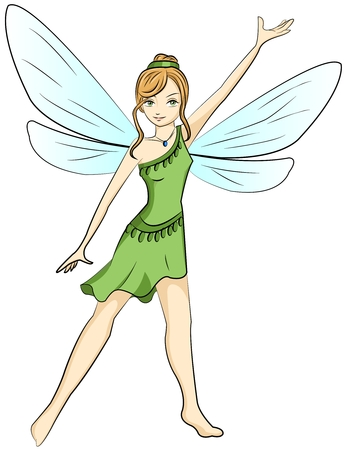 pixie Illustration