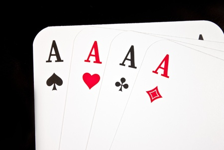 skat: four aces