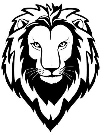 lion Stock Illustratie