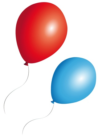 balloons Ilustração