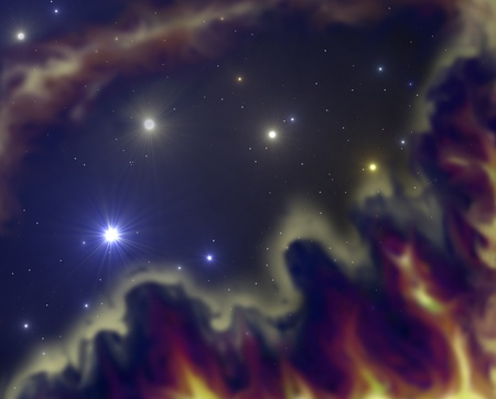 stardust: stardust Stock Photo