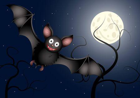 a bough: bat