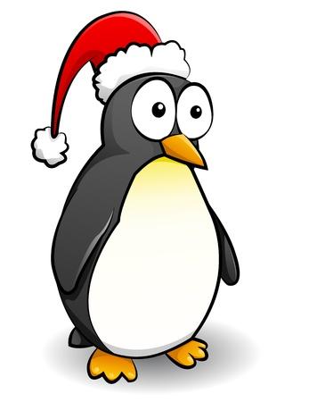 north pole: Penguin