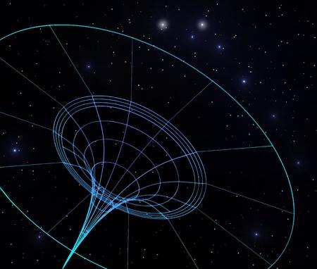 spacetime bending