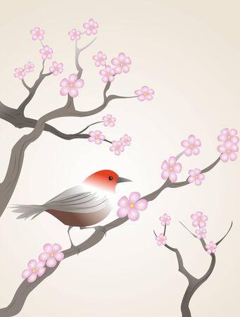 Pájaro cantor Foto de archivo - 12220739