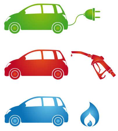 symbols for different fuels