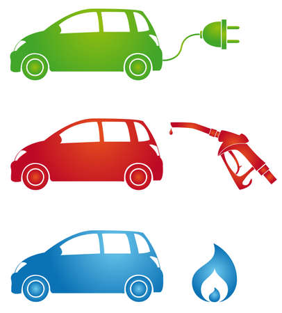 symbols for different fuels