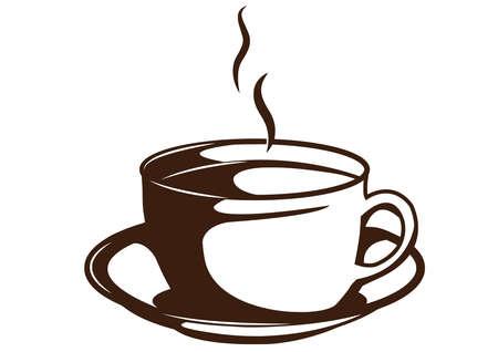 cup of coffee Ilustração