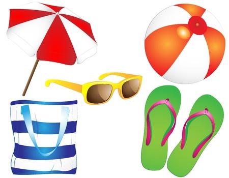 beach bag: summertime - collection
