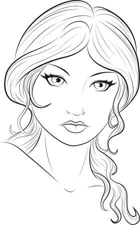 Woman Ilustração