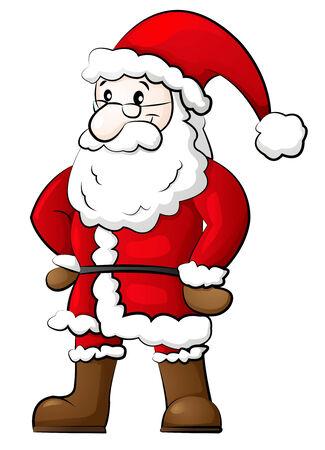 Santa Claus Ilustração