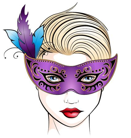 1,265 Masquerade Ball Stock Illustrations, Cliparts And Royalty ...