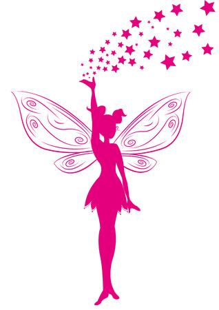 fairy woman: fairy