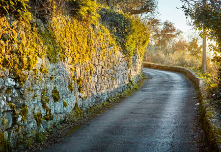 Road Trip in Tuscany, Italy photo