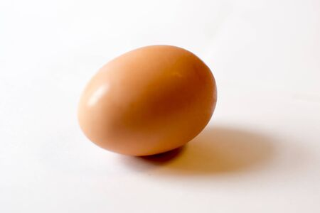 virginity: Egg Stock Photo