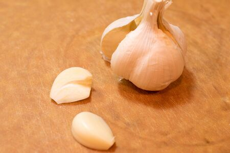 virginity: Garlic