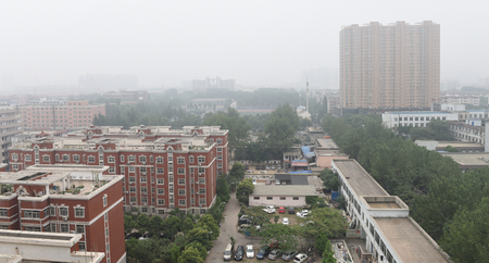 haze: City haze