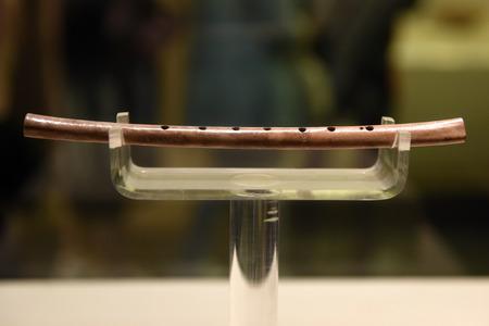 flauta: Hueso Flauta