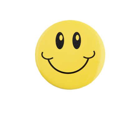 smiley: Smiley Badge
