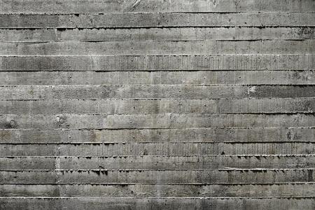 Donkere raad vormde concrete textuur