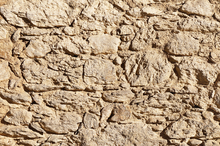 rustic: Rustic Stone Wall Texture