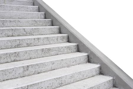 Stairs made of Exposed Concrete