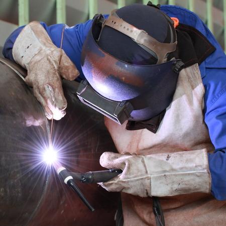 welding metal: MIG Welder