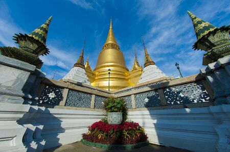 Thailand Tradition Landmark, Grand Palace, Bangkok photo