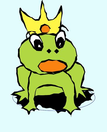 To a lot of frogs to find a prince/ princess Stock Photo - 447244