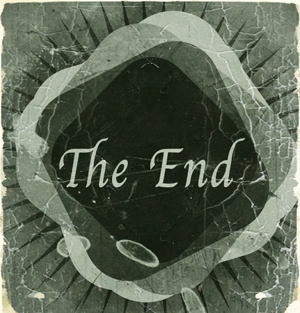 the end Movie ending screen images  photo