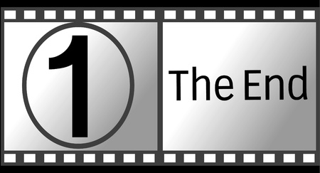 movie screen: the end Movie ending screen images