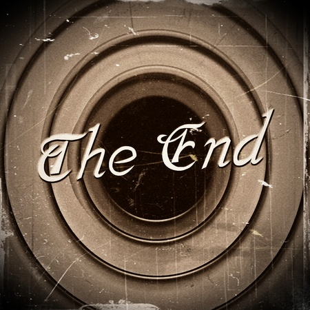 filmmaker: the end Movie ending screen images