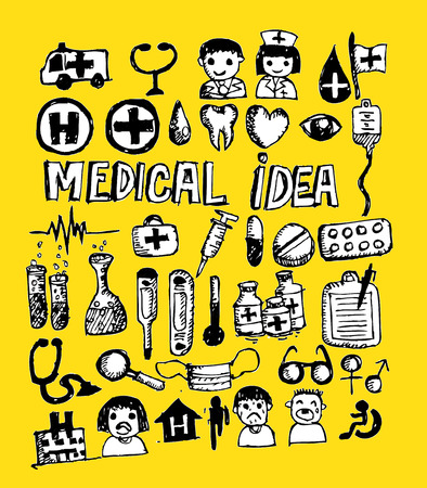 medical symbol: iconos de m�dicos y s�mbolo m�dico