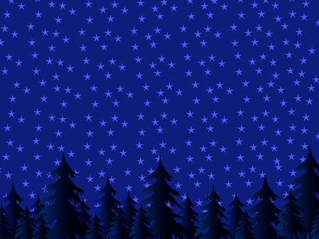 Theme of Christmas background  Vector