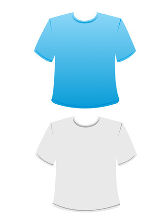 casual hooded top: Apparel shirts template t-shirt templates Illustration