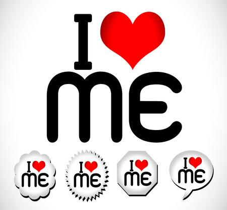 presumptuous: i love me