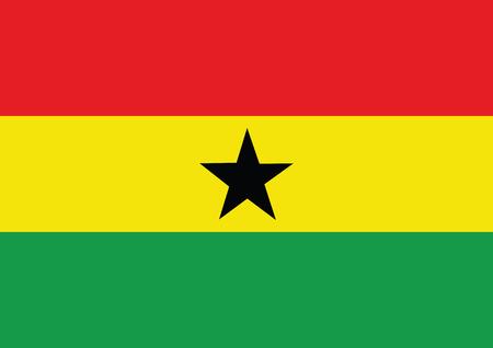 ghana: Drapeau national du Ghana conception th�mes id�e