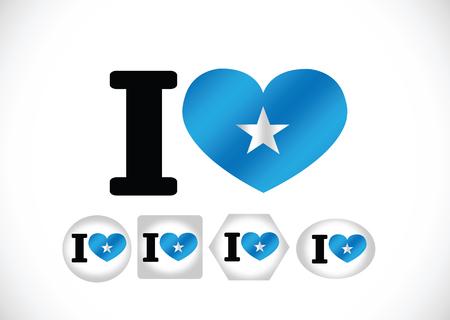 somalia: Somalia flag themes idea design