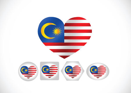 parliamentary: Malaysia flag  themes idea design