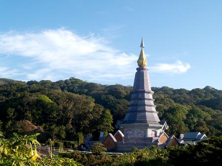 Doi Inthanon, Chiang Mai , Thailand  photo