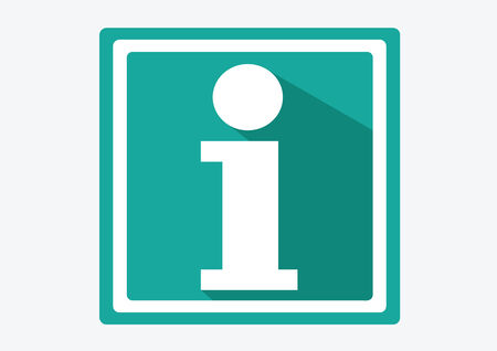 inform: Information sign icon
